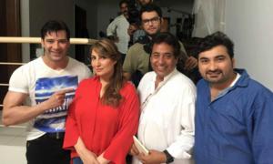 Saima Noor to return to cinemas with Moammar Rana in 'Bhai Wanted'