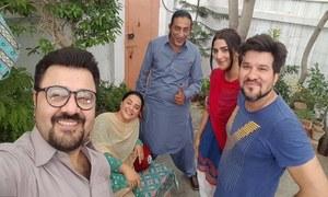 Ahmad Ali Butt gears up for Eid telefilm 'Saiyyan Motor Walay'