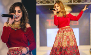 Aima Baig is all set for her Bollywood debut this summer