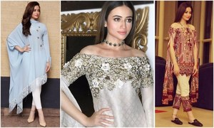 Makeup artists speak with HIP about creating Sana Javed's 'film image'