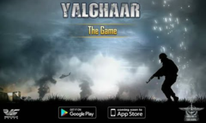 Yalghaar: The first Pakistani live-action film to launch its own mobile game