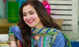 Hania Aamir makes 'Phir Wohi Mohabbat' bearable