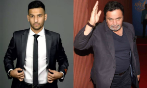 Zaid Ali T has the best response to Rishi Kapoor's anti-Pakistan tweets