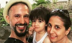 """Being a father has made me appreciate sleep more,"" says Ali Kazmi"