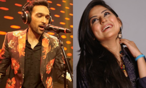 Ali Sethi's OST for Sanam Baloch's comeback serial is out!