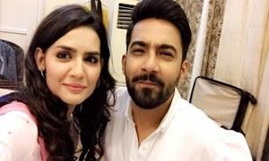 Madiha Imam & Ali Safina gear up for Eid telefilm 'Salma Ka Balma'