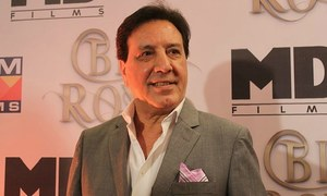Javed Sheikh is ready to rock in 'Teefa in Trouble'