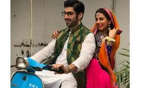 Muneeb Butt plays a tuition teacher alongside Ushna Shah for Eid telefilm