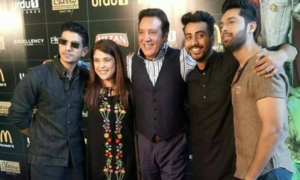 'Na Maloom Afraad 2' lands with a bang at its trailer launch event
