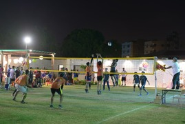 Ramadan Volleyball becomes the hottest after Iftar activity
