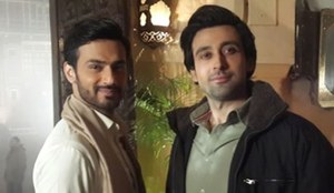Sami Khan & Zahid Ahmed speak to HIP on their next 'Tau Dil Ka Kya Hua'
