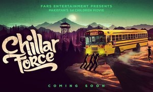 'Chillar Force' will be Pakistan's first live-action superhero film for kids