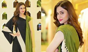 Ania Fawad opens up about styling Sana Javed looks for the 'Mehrunisa V Lub U' promotions