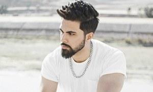 Osama Com Laude launches comeback single  'Baghdad' in Islamabad