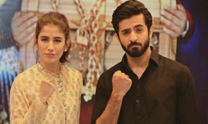 Rapid Fire: Syra Shahroz thinks Sheheryar Munawar could pass as a poet
