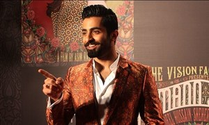 Rapid fire: Sheheryar Munawar hopes to dine with Jack Nicholson