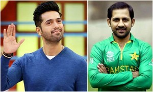 Fahad Mustafa to star in Sarfaraz Ahmad's biopic?