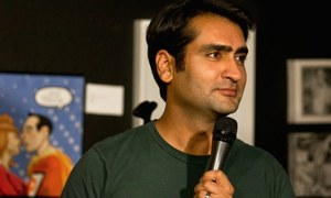 Kumail Nanjiani becomes the first Pakistani to appear on Chelsea's talk show