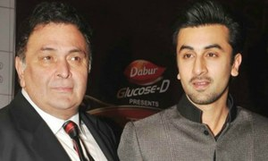 Ranbir Kapoor opens up about Rishi Kapoor's anti-Pakistan tweets