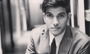 Mohsin Abbas Haider's second acting stint on TV is a peculiar love-triangle