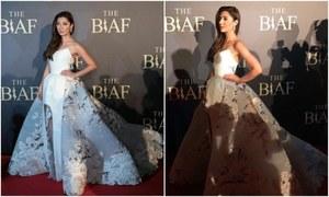 Mahira Khan bags 2 awards at the Beirut International Awards Festival