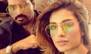 HIP finds out why Humayun Saeed & Mehwish Hayat are in Orlando!