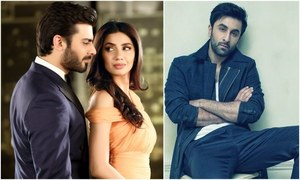 Ranbir Kapoor is all praises for Mahira & Fawad Khan