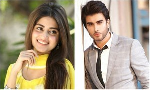 Imran Abbas and Sajal Aly to star in Sarmad Khoosat's 'Noor-ul-Ain'