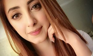Sanam Chauhdry to star in Geo's 'Ghar Titli Ka Per'