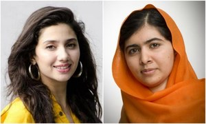 Mahira wishes Malala on her 20th birthday and its the sweetest thing ever