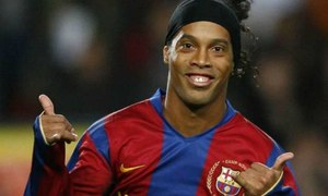 Brazilian footballer Ronaldinho to be seen in this Pakistani movie