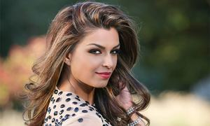 Miss Pakistan USA Sarish Khan talks about 'Chein Aye Na', 'Rehbra' and life in general