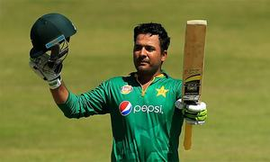Will we see Sharjeel Khan in Pakistani colors?