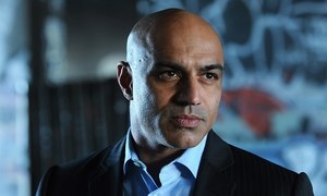 Pakistani-American Hollywood actor Faran Tahir gears up for three new projects