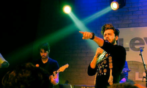 Farhan Saeed stint at the latest installment of Levi's Live was spellbinding and how