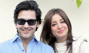 Moments Sarwat Gilani and Fahad Mirza gave us major couple goals