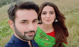 Iqra Aziz to play a vicious sister chasing Affan Waheed in new serial 'Khamoshiyaan'
