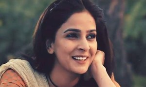 Saba Qamar starrer 'Baaghi' trending as no.1 on YouTube after first episode