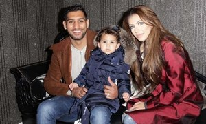 The Family Fued comes to a broil: Boxer Amir Khan and wife Faryal Makhdom Split