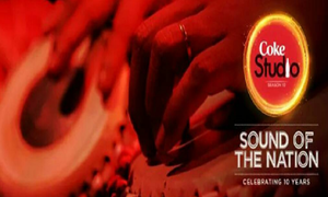 Coke Studio celebrates 10 glorious years journeying through the sound of the nation