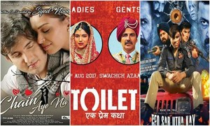 Latest Pakistani releases fail in comparison to Indian films on box office