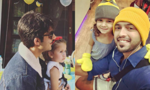 Celebrity dad's who rock at fatherhood!