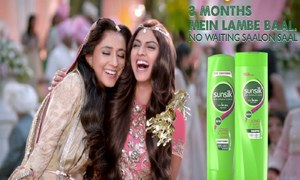 Groove to the beat, this wedding season, with lustrous long hair, thanks to Sunsilk Long & Healthy Grow