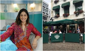 Restaurant in UK refuses entry and services to Pakistani actress Nadia Jamil