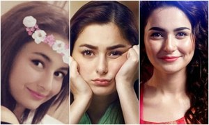 """5 things we bet you didn't know about the cutie """"Hania Amir"""""""