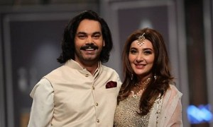 Aisha Khan & Gohar Rasheed to play a married couple in their next iDreams venture