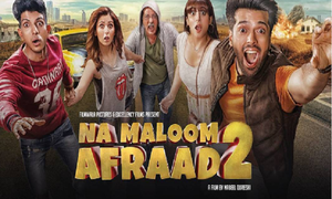 Na Maloom Afraad 2 gears up for a massive release across UK