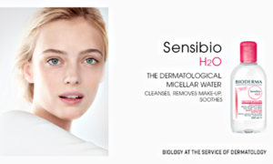 Bioderma Sensibio H2O will change your makeup routine for life