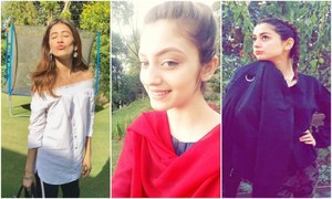 Pakistani female celebs who look absolutely beautiful without make up!