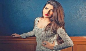 Hareem Farooq has a savage reply for her haters and it serves them all alright!